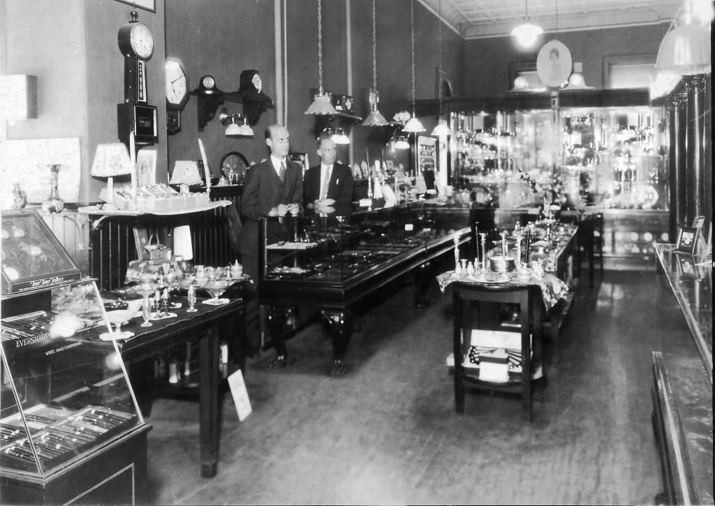Ottawa 1944 - Nettleton's Jewllery Store