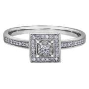 Canadian Diamond Ring