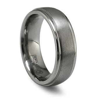 Titanium Wedding Band 7 MM 234-3016