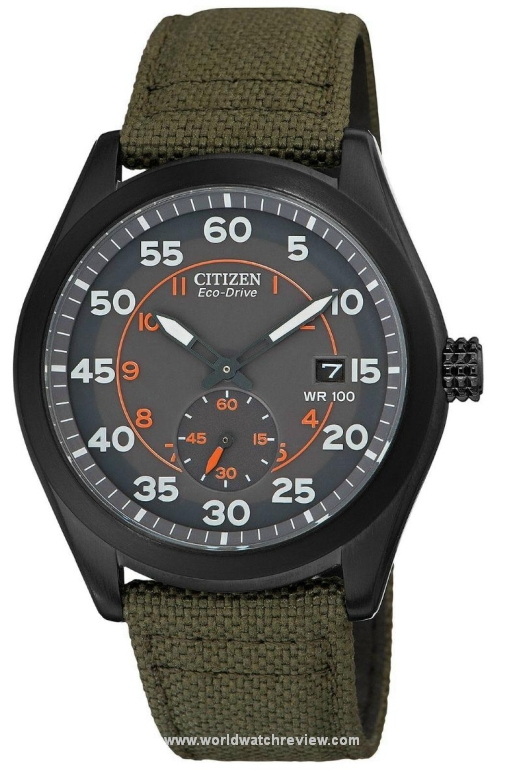 Citizen Eco Drive Military BV1085-22H