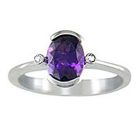 Amethyst Ring 10KT 202-84513