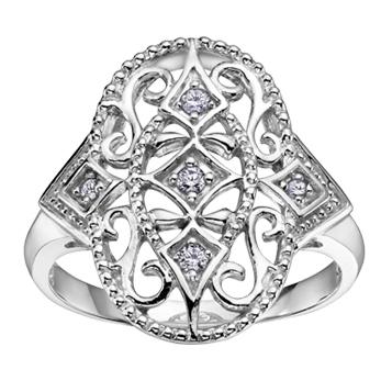 Diamond Ring 10KT 204-2323
