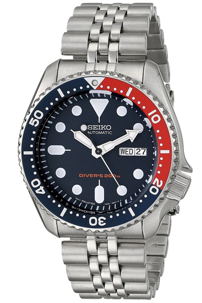 Seiko Automatic water resistant 200m SKX009
